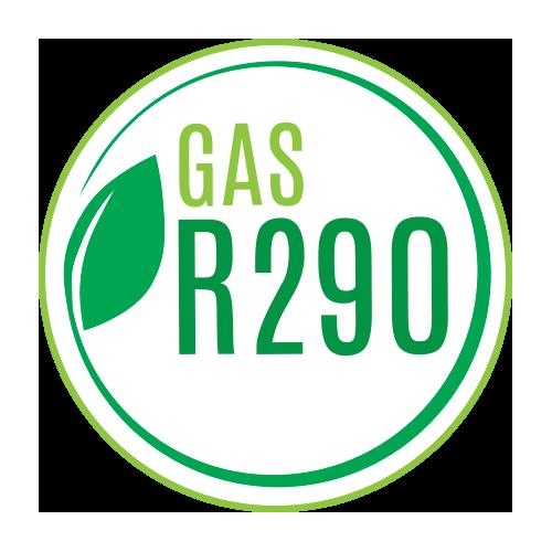 Ympäristöystävällinen luonnonkaasu R290